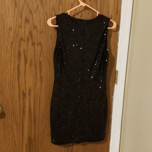 Tobi Dresses - Black sequin dress